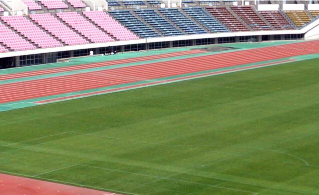 Build Athletics Field