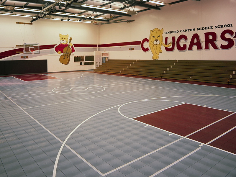 Planning to build a home or commercial gym sportscapers for How to build a sport court